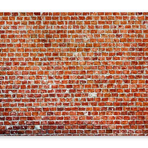 murando Papier peint intissé 250x175 cm Décoration Murale XXL Poster Tableaux Muraux Tapisserie Photo Trompe l'oeil brique texture f-B-0030-a-d