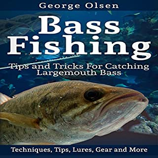 Bass Fishing audiobook cover art