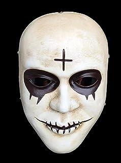 Masker Decoratie, Partij van het Spook Resin Masker Movie Halloween Horror Party Props (Color : A)