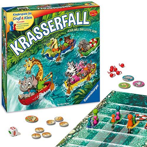 Ravensburger Kinderspiele 20569 - Krasserfall 20569 - Spiel für Kinder ab 6 Jahren