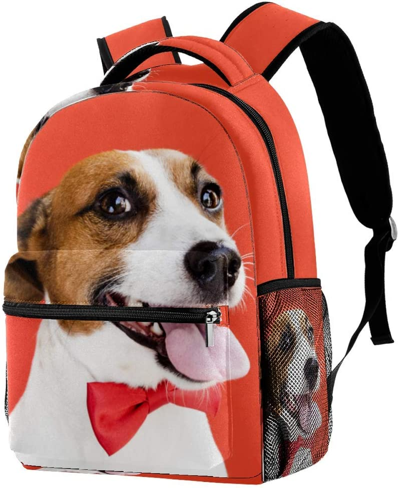 Daypack Laughing Yellow Dog Laptop Bag For 14 inches Laptops