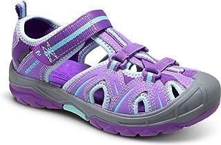 Merrell Hydro Hiker Junior Sandals, Lilac, AU4
