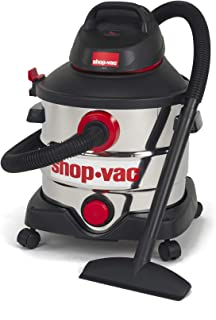 Shop-Vac 5979403 8 gallon 6.0 Peak Hp Stainless Wet Dry Vacuum