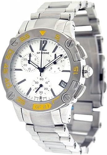 Gianfranco ferre` orologio da uomo in acciaio inossidabile GF 9002M