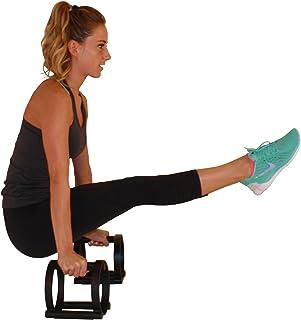 P-Fit - Push Up Bars + Balance + Stretch (Set of 2) / Prodigy Fit
