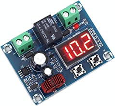 low voltage battery disconnect circuit