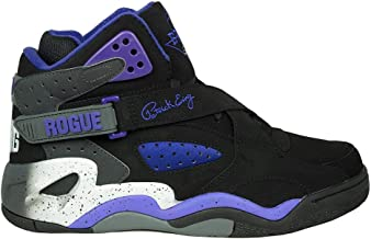 PATRICK EWING Athletics Rogue Black/Purple/White 1EW90101-042This Color Does not Come with Basketball Keychain