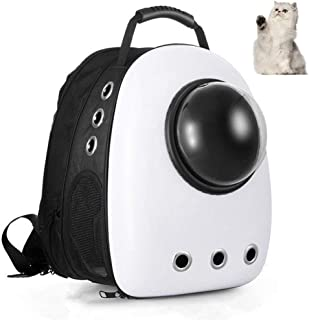 LEMONDA Updated Extendable Portable Pet Travel Carrier Backpack,Space Capsule Bubble Design,Waterproof Handbag Backpack for Cat and Small Dog Mutil Colors to Choose
