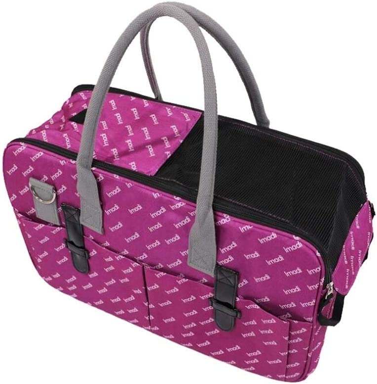 SCDCWW Soft-Sided Pet Genuine Travel Ventilated 40% OFF Cheap Sale Carrier Des Comfortable