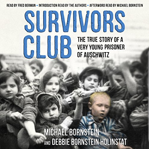 Survivors Club audiobook cover art