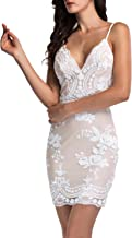 Best beautiful white party dresses Reviews