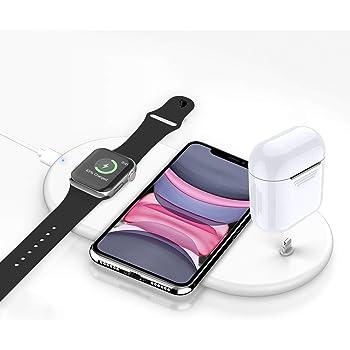 Station De Charge De Bureau Sans Fil Rapide 20w Pour Samsung
