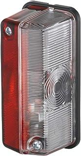 HELLA 2XS 005 020 001 Umrissleuchte   24V   Anbau   Lichtscheibenfarbe: glasklar/rot/weiß   links/oben/rechts/seitlicher Anbau