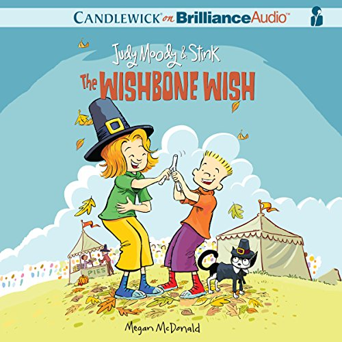 Judy Moody & Stink: The Wishbone Wish Titelbild