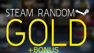 10 Gold Random Steam key with a free masterpiece!