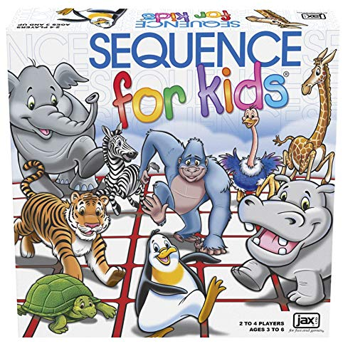 SEQUENCE for Kids -- The 'No Reading Required'...
