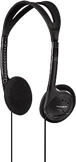 Thomson Stereo HED301 Leichtkopfhörer (On Ear, 54 g, 27 mm Membrane, 95 dB)
