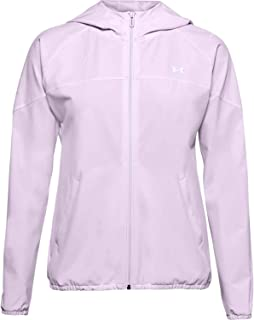 Under Armour Woven Printed Jacke Chaqueta para Mujer