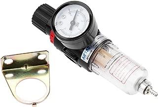AFR-2000 Air Filter Regulator Moisture Trap Pressure Gauge Compressor