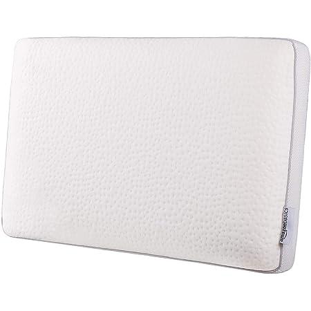 Amazon Basics Oreiller en mousse à mémoire de refroidissement - 60 x 40 x 12 cm