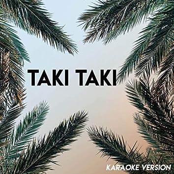 Taki Taki (Karaoke Version)