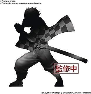 鬼滅の刃 プラモデル 竈門炭治郎(仮) 色分け済みプラモデル