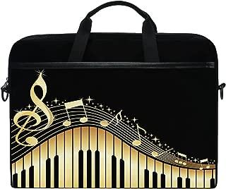 MRMIAN 15 inch Laptop Case Shoulder Bag Crossbody Briefcase Messenger Sleeve
