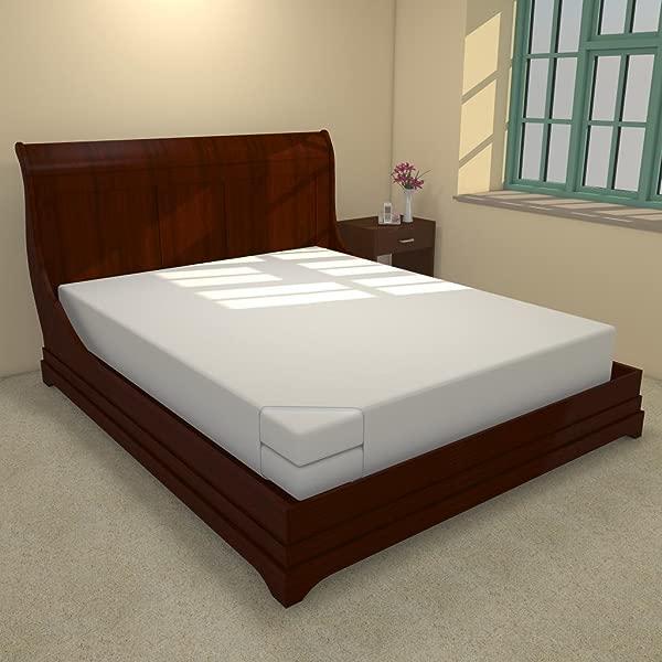 Twin XL 8 Soft Sleeper 5 5 Mattress With 4 Visco Elastic Memory Foam USA Made