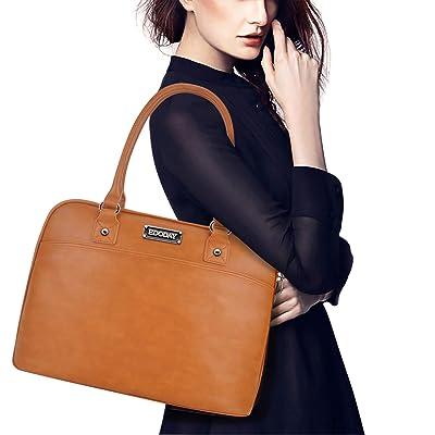 EDODAY Laptop Tote Bag,15.6 Inch Laptop Bag for...