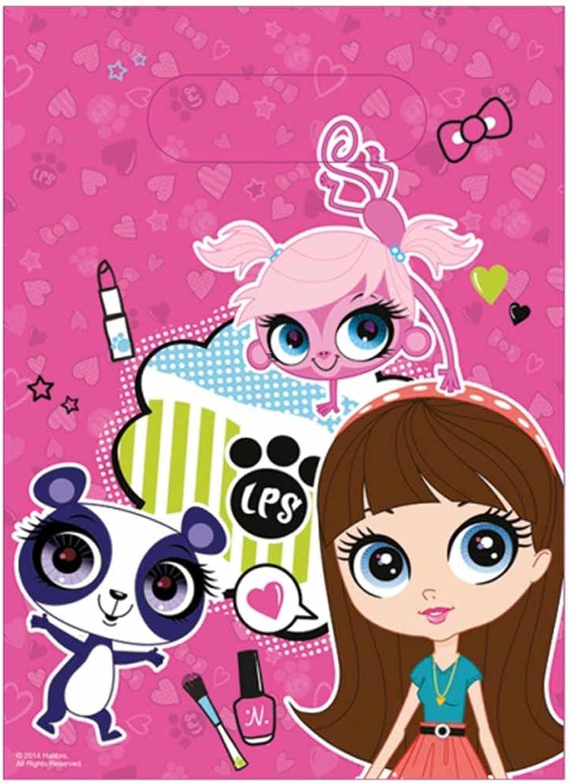 Amscan Littlest Pet Shop Party Bags (6Piece)