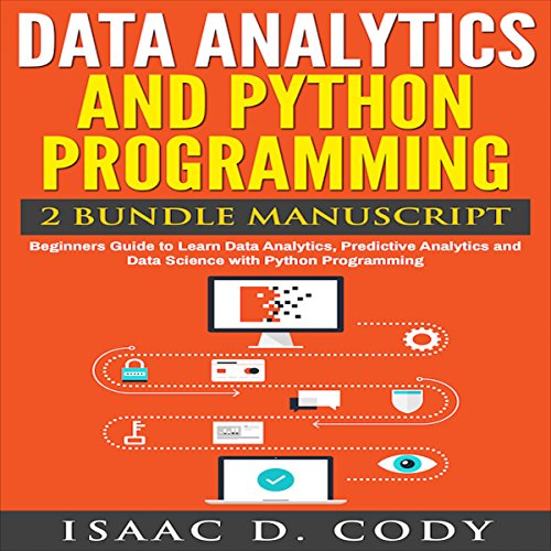 Data Analytics and Python Programming: 2 Bundle Manuscript cover art