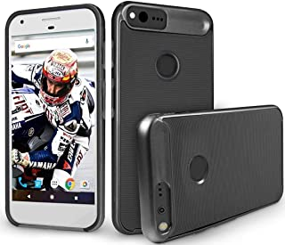 Google Pixel Orzly AirFrame Case - Black