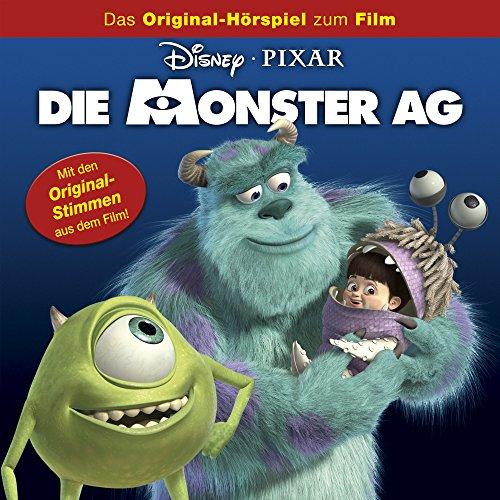 Die Monster AG (Das Original-Hörspiel zum Film)