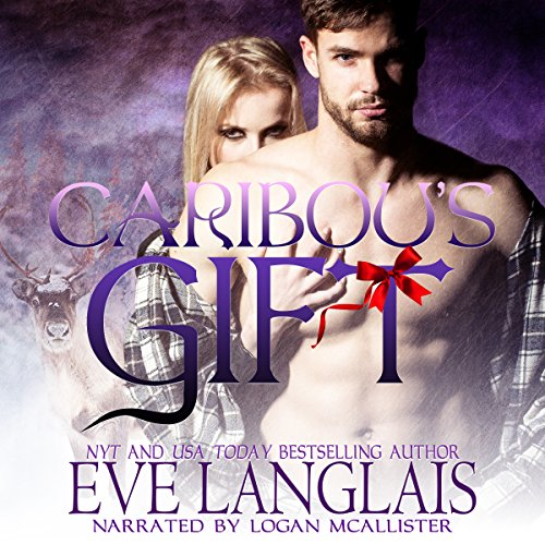 Caribou's Gift: Kodiak Point, Book 4 audiobook cover art