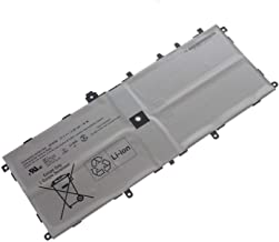 """Huiyuan 48Wh 6320mAh 7.5V VGP-BPS36 Laptop Battery Compatible with Sony Vaio Duo 13 Convertible Touch 13.3"""" SVD13211CG SVD..."""