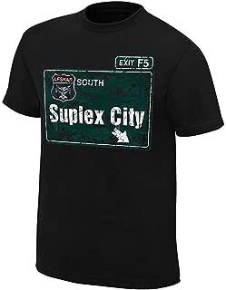 Men's Brock Lesnar Suplex City T-Shirt