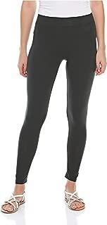 ICONIC Slim Fit Legging for Girls - Black
