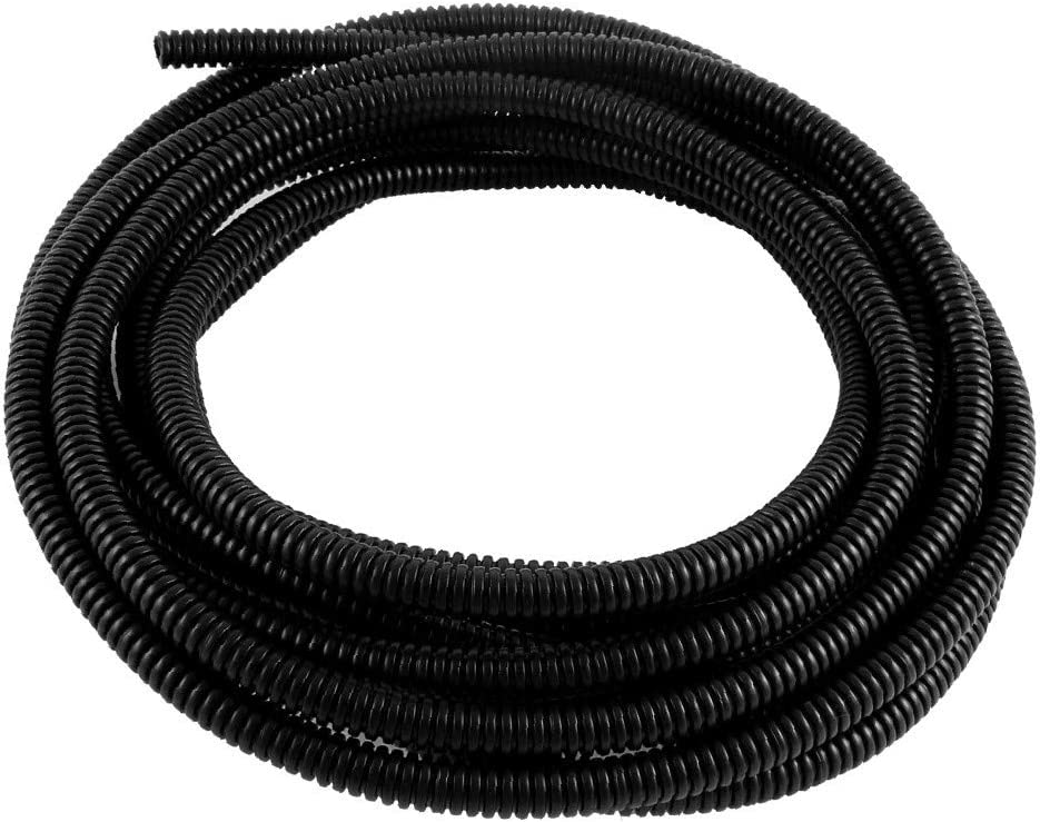 X-DREE safety Ranking TOP6 Flexible Bellows Hose Corrugated Conduit Tubing Tube 10x8