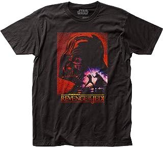 Star Wars - Camiseta ajustada con póster de venganza