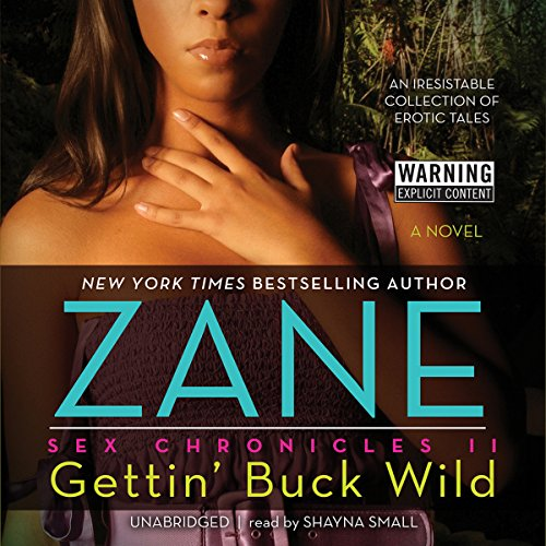 Gettin' Buck Wild audiobook cover art