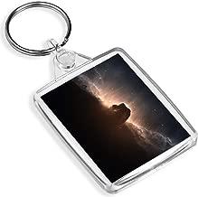 Horse Head Nebula Keyring Space Stars Galaxy Orion NASA Cool Keyring Gift #8720