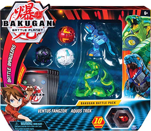 battle pack bakugan leclerc