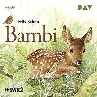 Bambi                   Autor:                                                                                                                                 Felix Salten                               Sprecher:                                                                                                                                 Tim Elstner,                                                                                        Joost Siedhoff                      Spieldauer: 1 Std. und 22 Min.     8 Bewertungen     Gesamt 3,6