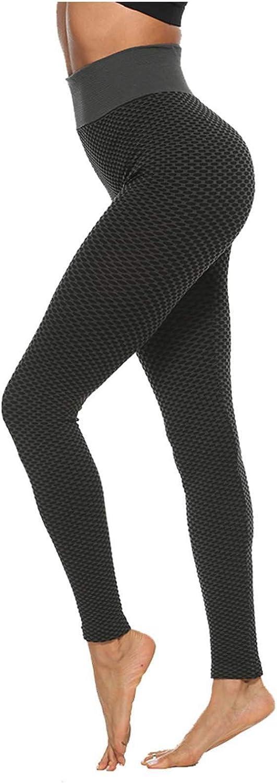 Women's Yoga Fitness Pants Bandage Hips Sexy Elastic Sports Tight Leggings (No Positioning Printing)