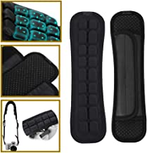 SUNFICON Camera Strap Pad Bag Straps Pad Guitar Strap Cushion 3D Air Cushion Replacement Soft Comfortable Shoulder Massage Anti Shock Non Slip for Backpack Business Bags School Bag 1PC 10.6