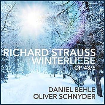 Winterliebe, Op. 48, No. 5