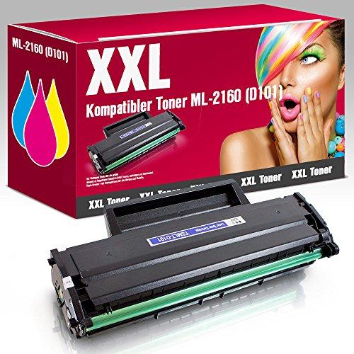 1 Kompatibler Toner MLT-D101S für Samsung ML-2160 ML-2161 ML-2162 ML-2164 ML-2164W ML-2165 ML-2165W ML-2168 SCX-3400 SCX-3400F SCX-3401 SCX-3405 SCX-3405F SCX-3405FW SCX-3405W SF-760P ms-point®