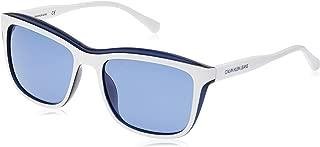 Calvin Klein Jeans women's Sunglasses CKJ18504S 100 56