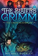 The Unusual Suspects (The Sisters Grimm #2): 10th Anniversary Edition (Sisters Grimm, The)
