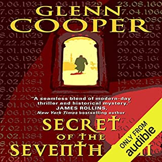 Secret of the Seventh Son  audiobook cover art